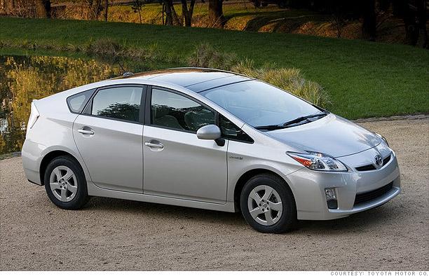 4 - Toyota Prius