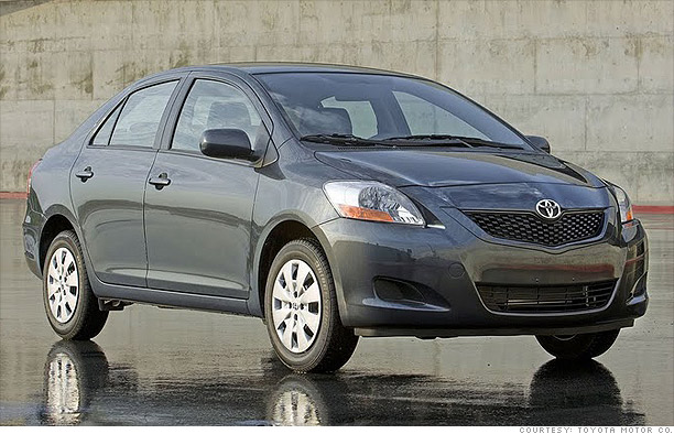 11 - Toyota Yaris