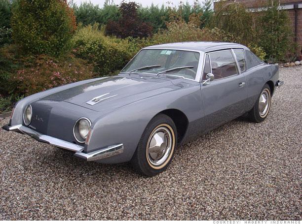 Classic Cars Bargain Prices 1963 Studebaker Avanti R1