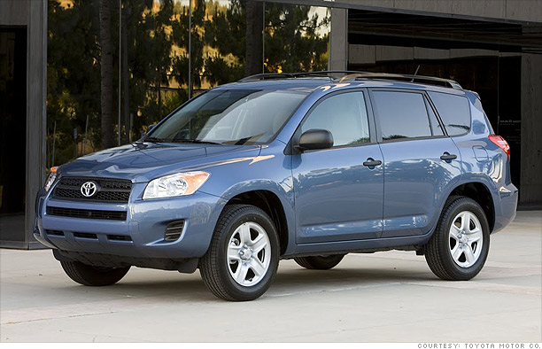 Small SUV - Toyota Rav4