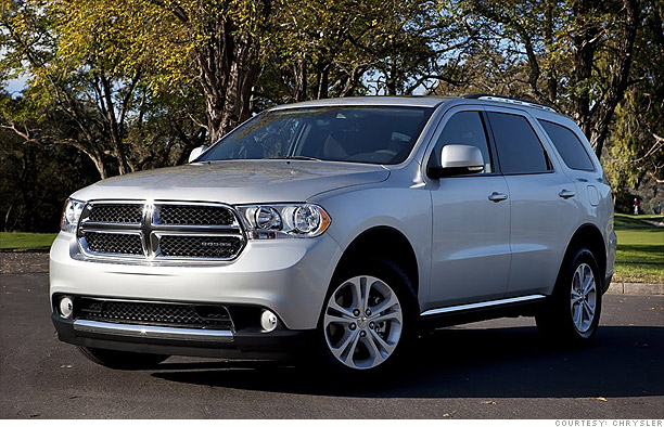 Old school meets new - Dodge Durango