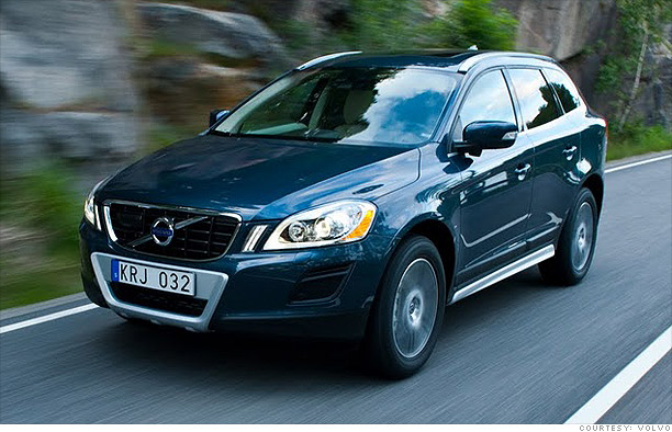 Luxury on a smaller scale - Volvo XC60
