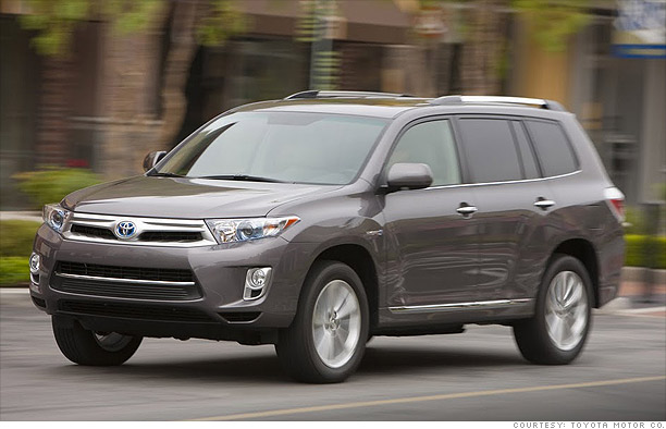 gas mileage of 2012 toyota highlander fuel economy autos. Black Bedroom Furniture Sets. Home Design Ideas
