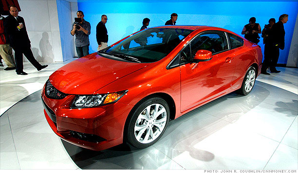 Honda In New York. Honda Civic. Besides a new