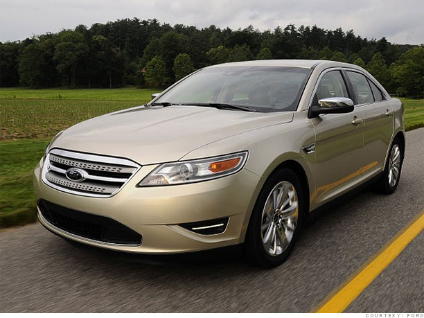 2012 ford taurus prices msn autos weblog. Black Bedroom Furniture Sets. Home Design Ideas