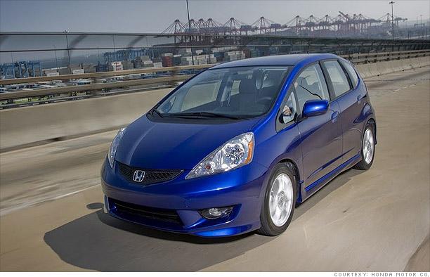 Honda Fit Sport 2011. Honda Fit