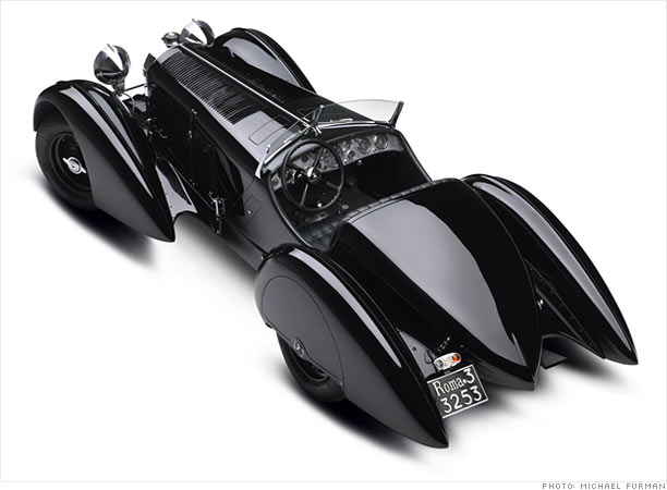 1930 Mercedes-Benz SSK