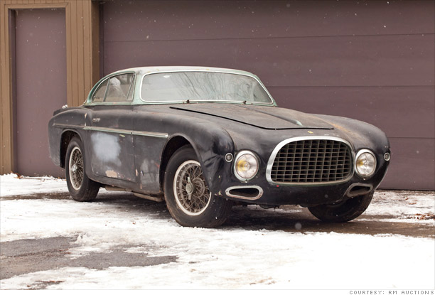 1953 Ferrari 212 Inter Coupe: $660,000