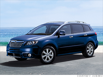  Subaru Tribeca
