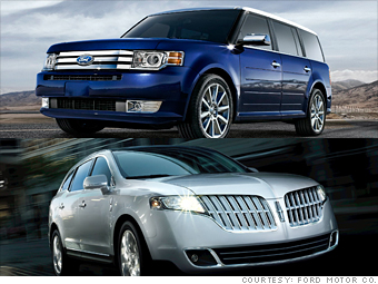 Ford Flex/Lincoln MKT