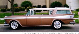 Rambler Ambassador wagon