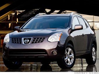 Nissan Rogue - 2007