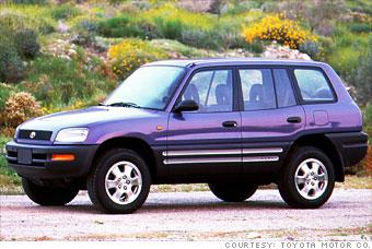 Toyota RAV4 - 1996