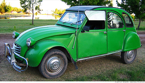 1948 Citreon 2CV