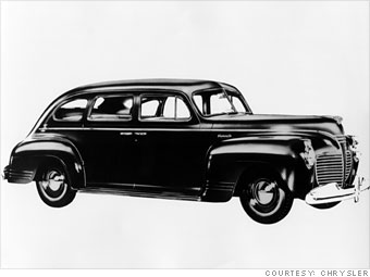 1940 Plymouth Roadking