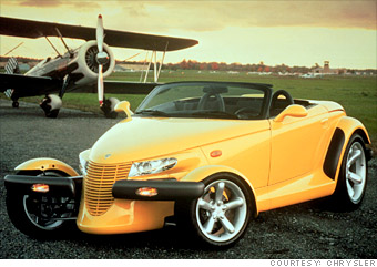 Plymouth Prowler 1997-2002