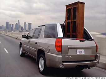 GMC Envoy XUV 2004-2005 