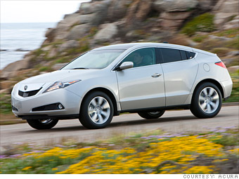 Acura ZDX 2010- 