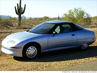 General Motors EV-1 1996-1999