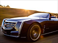 Cadillac's huge-tastic convertible