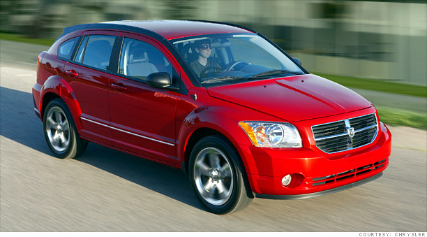 2013 Dodge Caliber replacement