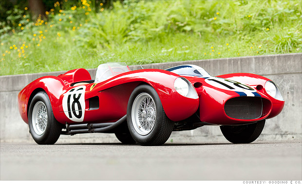 1957 Ferrari Testa Rossa