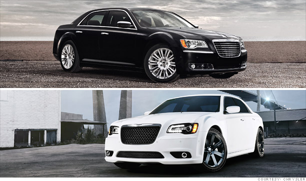 Chrysler 300/SRT-8