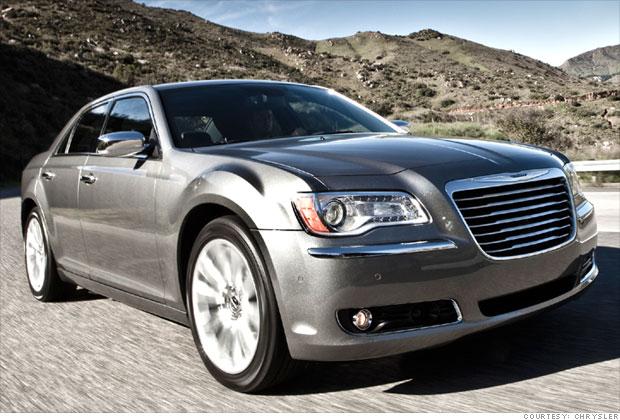 Today S Best American Cars Large Car Chrysler Cnnmoney