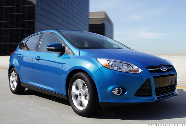 Compact: Ford Focus