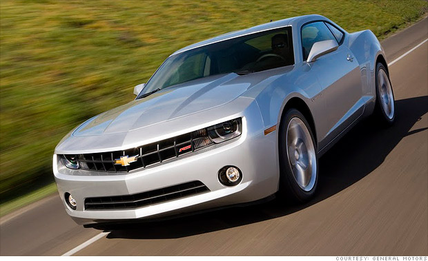 Best Resale Value Cars Sports Car Chevrolet Camaro V - Value sports cars