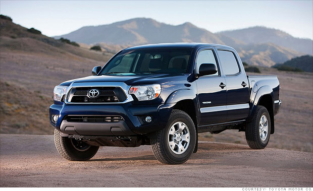 mid size pickup toyota tacoma. Black Bedroom Furniture Sets. Home Design Ideas