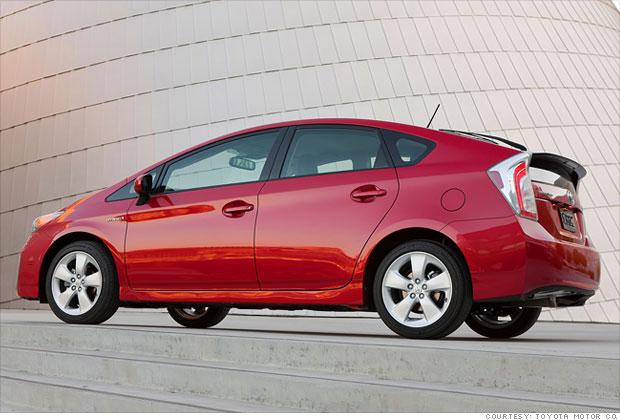 3. 2010-2012 Toyota Prius