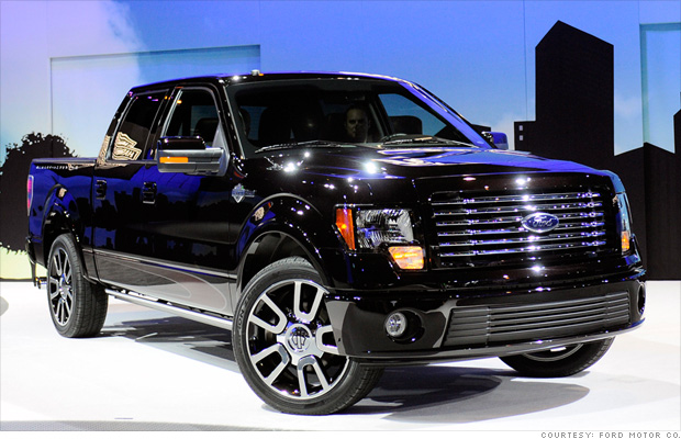12 most profitable cars   1 ford f 150 1   cnnmoney