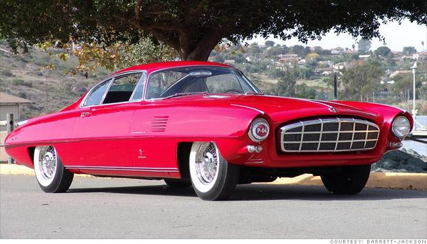 1954 Desoto Adventurer II Coupe