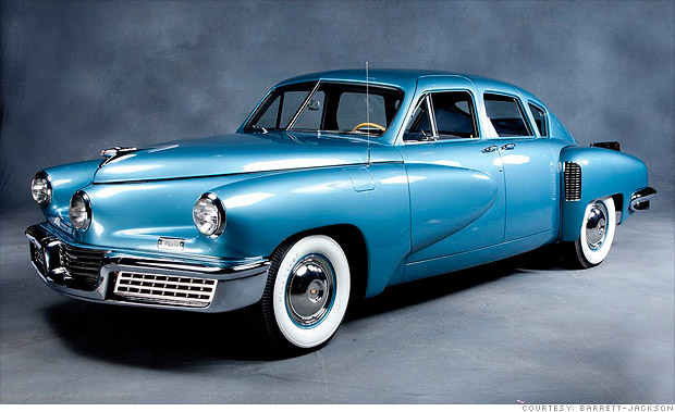 1948 Tucker Torpedo