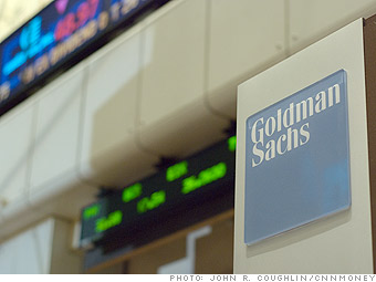 20. Goldman Sachs Group