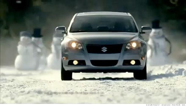 Suzuki vs. Snowmen
