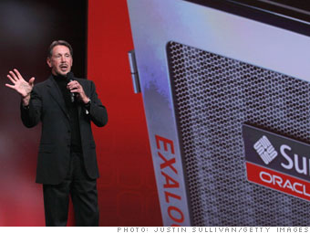 Larry Ellison, $1.4 billion