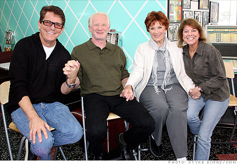 'Happy Days' cast members who are suing CBS