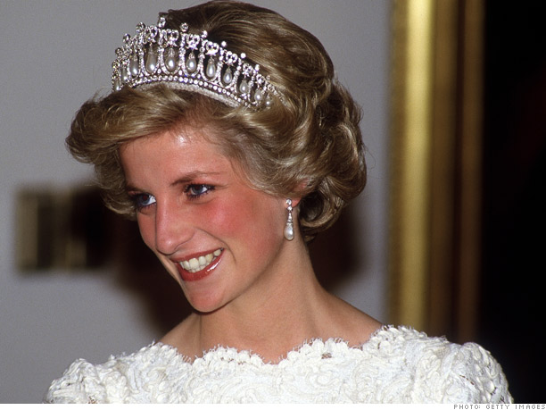 princess diana wedding pictures. princess diana wedding day.