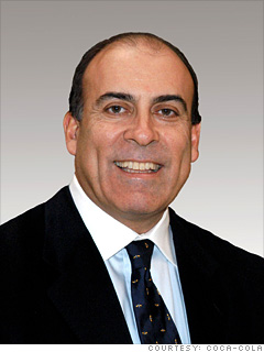 Muhtar Kent: $19.2 million