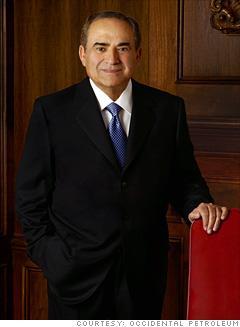 Ray R. Irani: $76.1 million