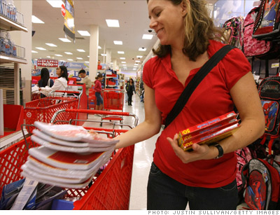 Target: Instant coupons to your phone