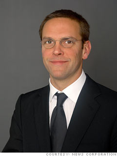 James R. Murdoch, 38