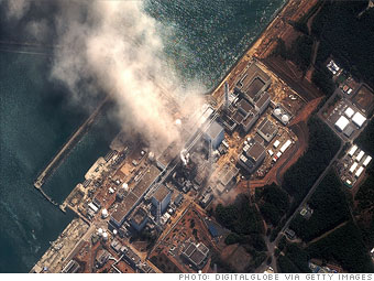 Japan's nuclear disaster