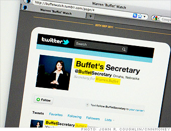 Buffett's name misspelled 173 times
