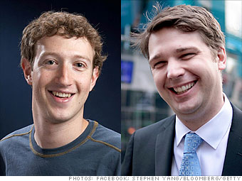 The hottest CEOs are very, very young