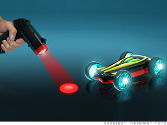 Lazer Stunt Chasers