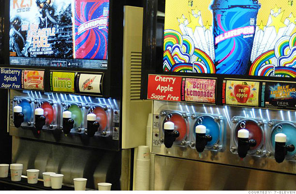 What's new with Slurpee