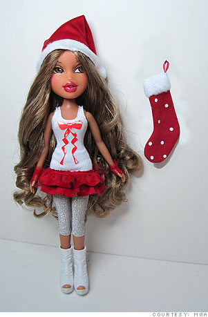 Holiday Bratz